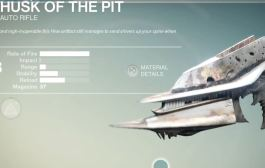Destiny: How To Get Husk Of The Pit Guide