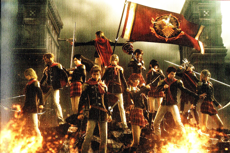 final fantasy type 0 hd how to unlock all character s weapons guide gameswiki page 2. Black Bedroom Furniture Sets. Home Design Ideas