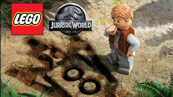 LEGO: Jurassic World – Red Bricks Locations Guide in Hub Areas