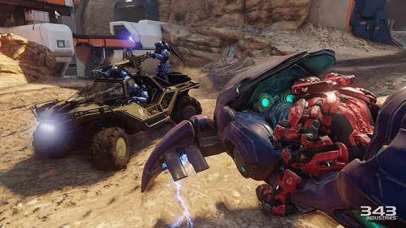 Halo 5: Guardians – UNSC, Covenant and Forerunner Vehicles Guide