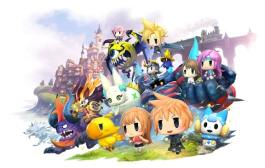 World of Final Fantasy – All Dungeons Complete Guide