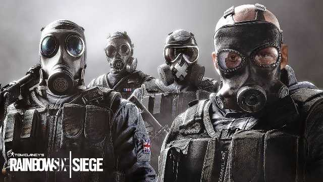 Rainbow Six Siege,
