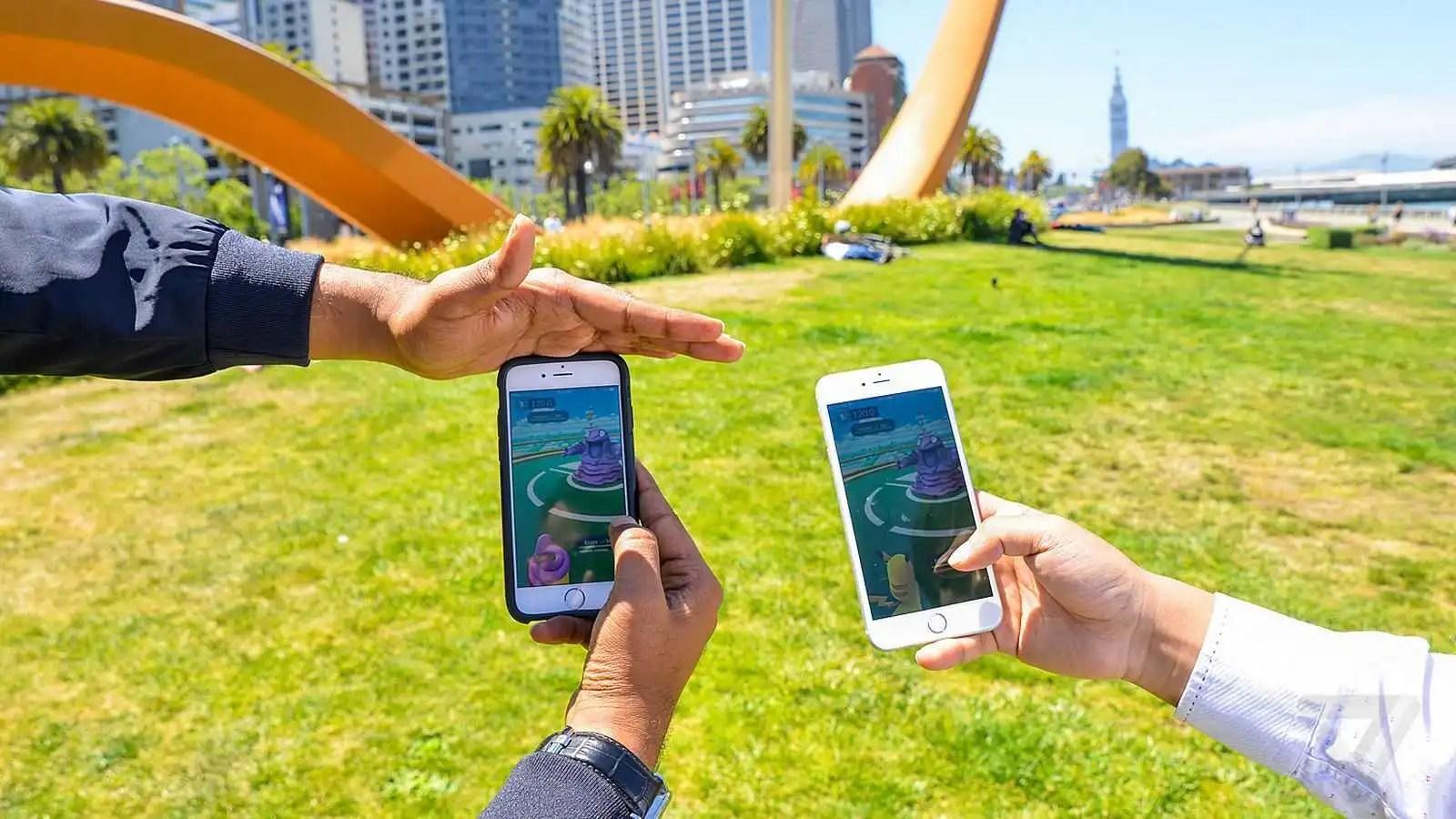 Pokémon Go 0.39.1: ritorna la posizione di cattura dei Pokémon (aggiornato)