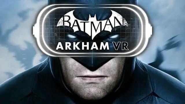 Batman Arkham VR, la storia durerà 60 minuti