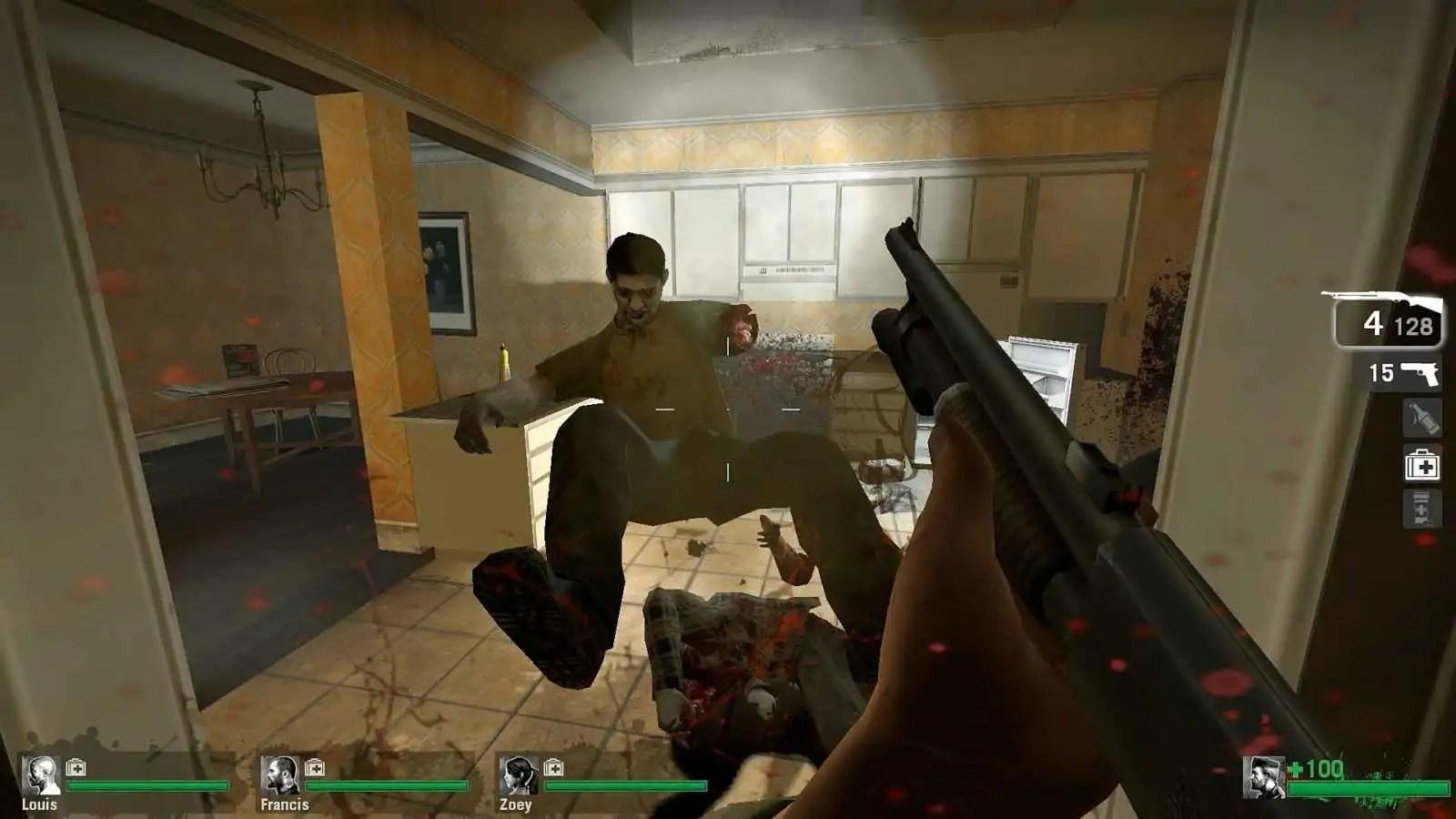 Gli sviluppatori di Left 4 Dead hanno pubblicato una nuova campagna incompleta