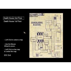 Small Crop Of Death House Map