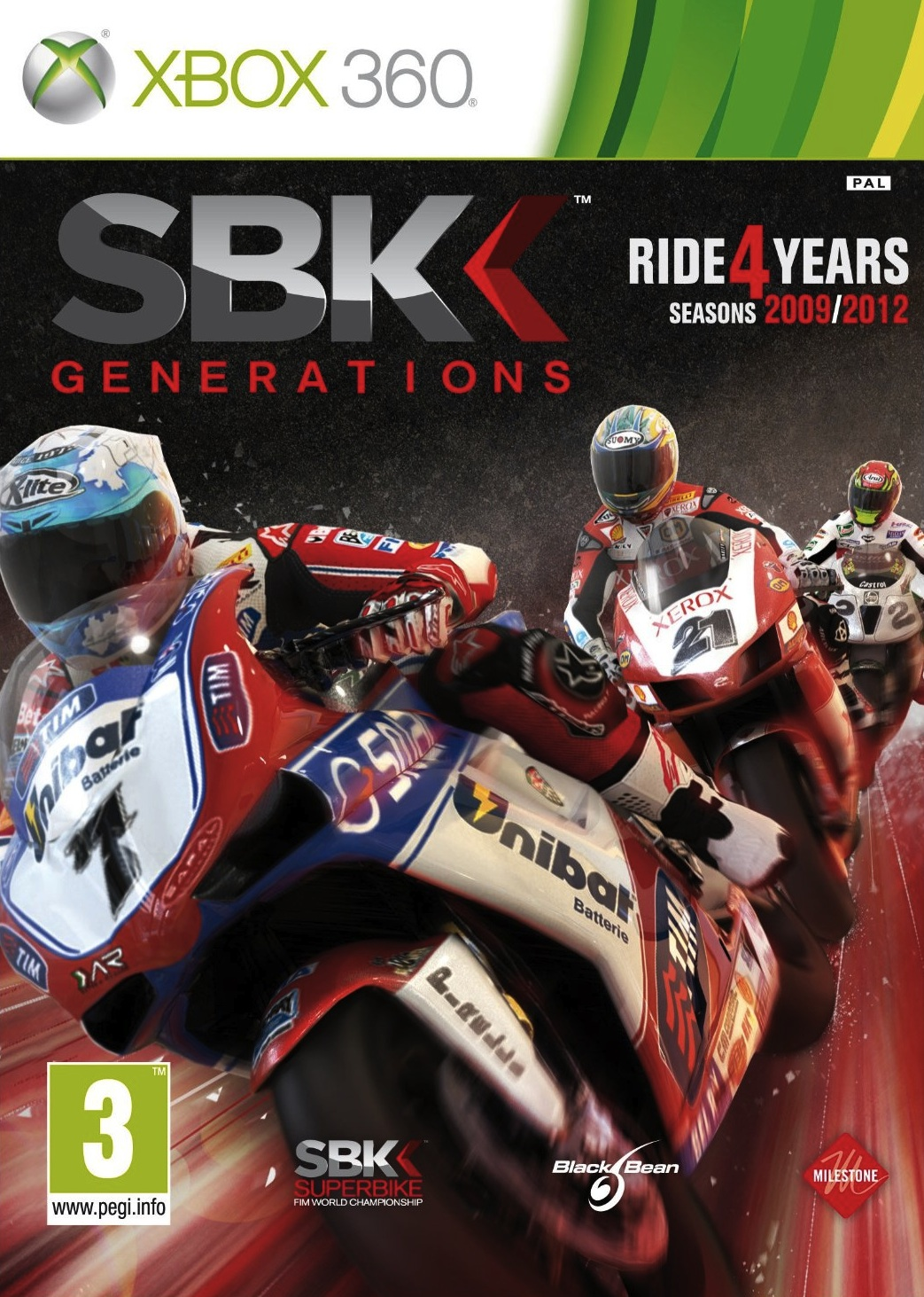 Review: SBK Generations