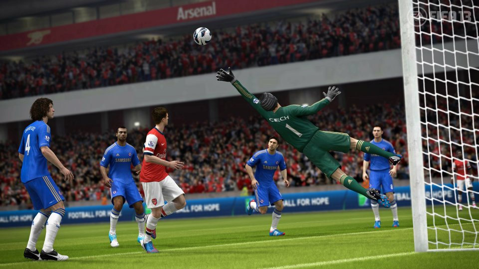 "FIFA 13: Producer stellt ""First Touch Ball Control"" vor!"