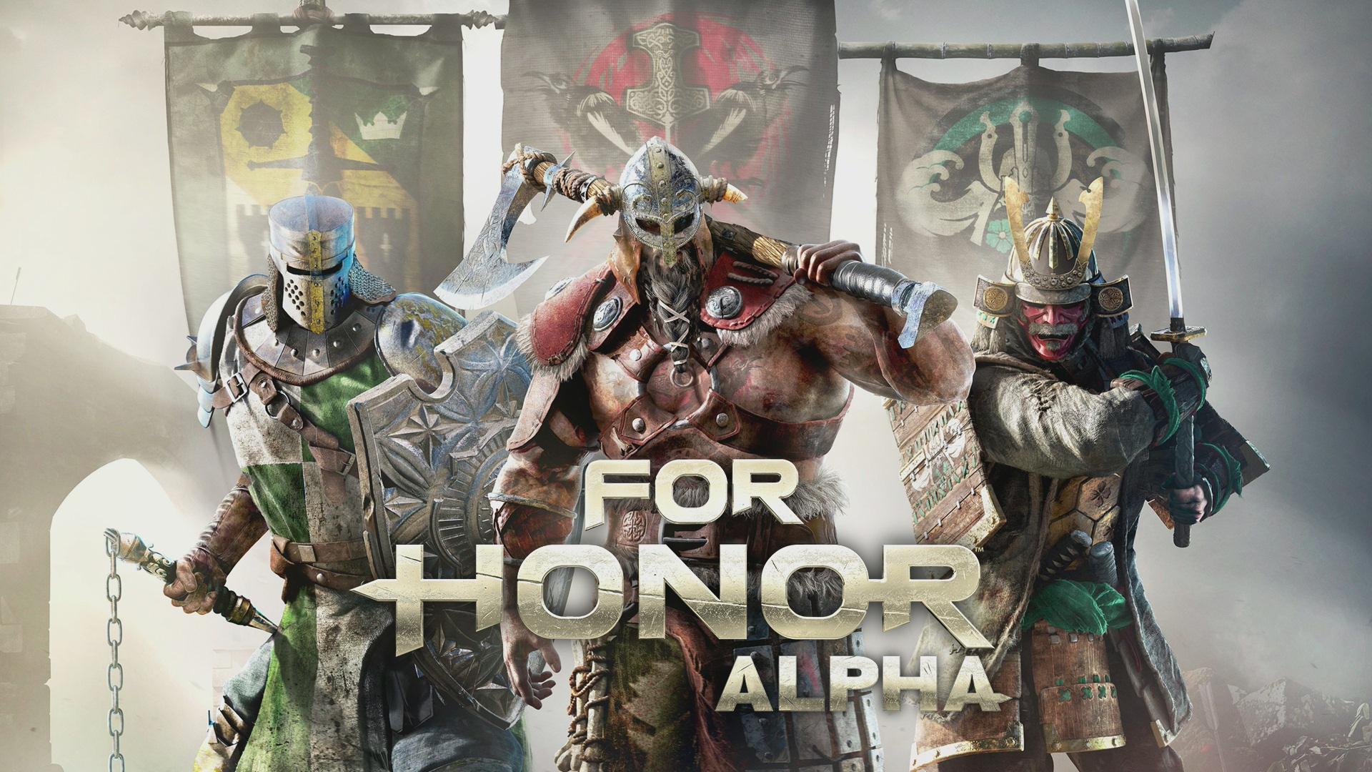 For Honor Alpha Opener