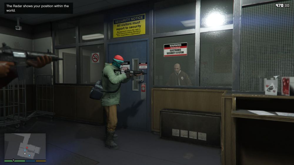 Grand Theft Auto V - Keeps freezing