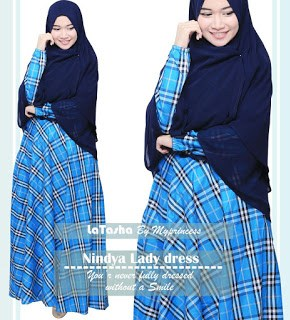 Gamis Latasha Nindya Lady Dress