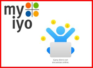 Myiyo: Gana dinero con encuestas gratis