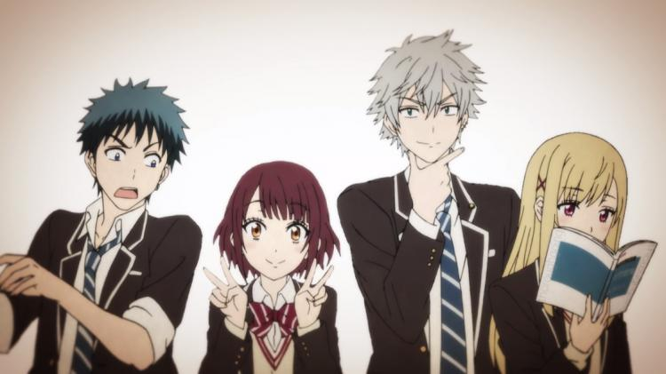 Spring 2015 Top Anime Theme Songs