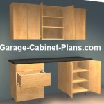 6 ft Plywood Garage Cabinet Plans