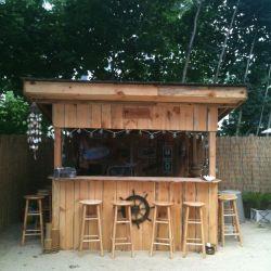 Backyard Beach Ideas for Garden Backyard and Space Around the House