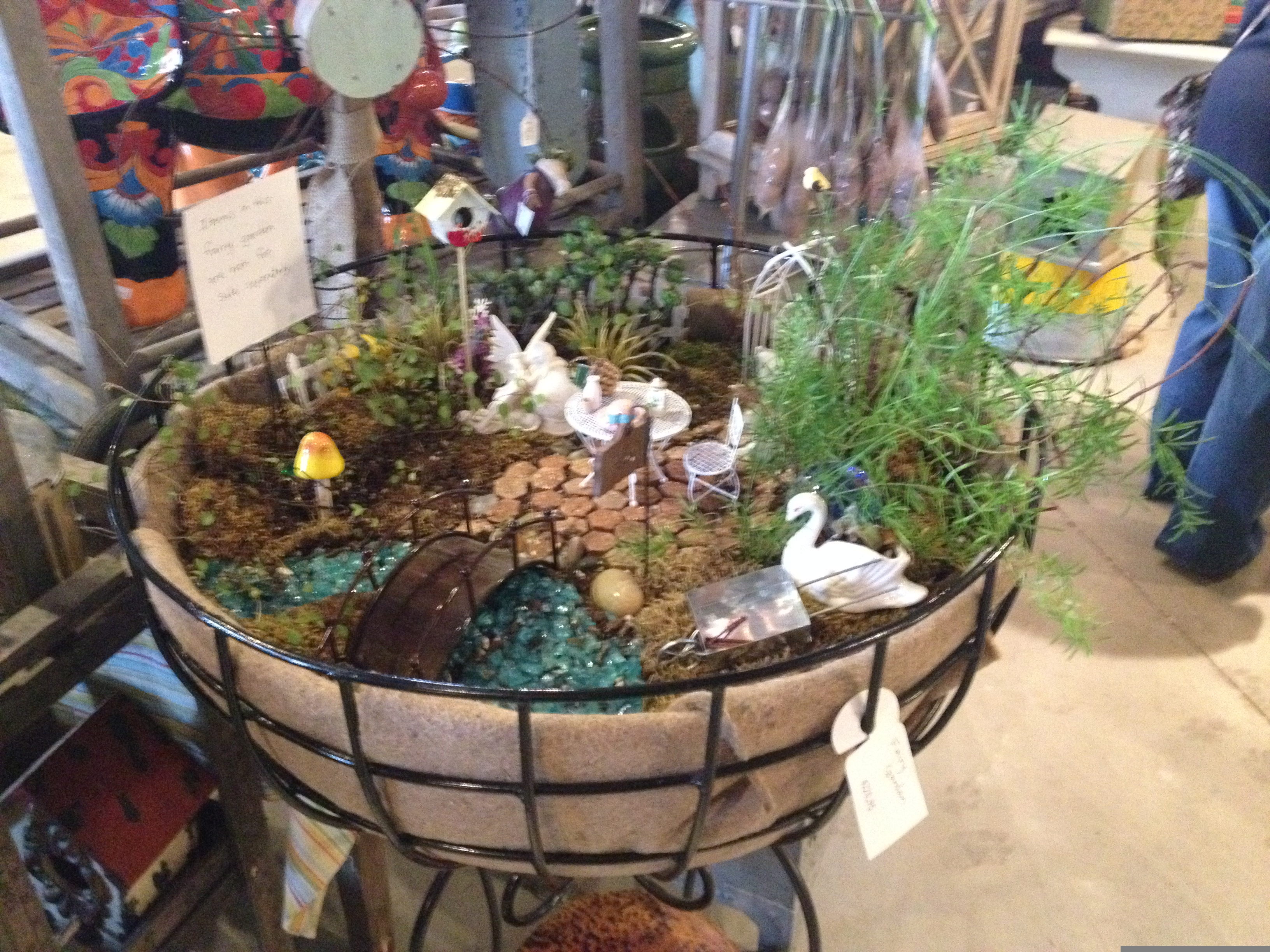 Decent A Plant Stand Fairy Garden Garden Follies Fairy Garden Shop Fairy Gardens A Fairy Garden Uk garden The Fairy Gardens