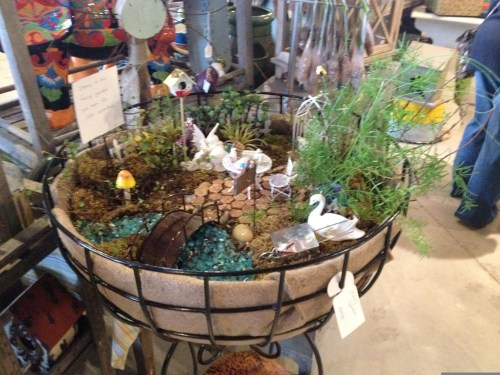 Medium Of The Fairy Gardens