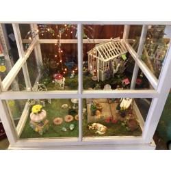 Small Crop Of Outdoor Miniature Garden