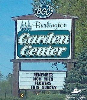 Garden Hat Adventures - Burlington Greenhouse Sign