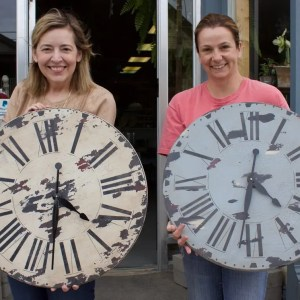 Farmhouse Clock Class