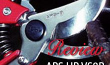 ARS HP-VS8R Pruning Shears Review