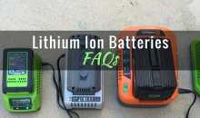 Lithium Ion (Li-ion) Batteries – FAQs
