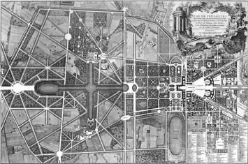 Plan de Versailles