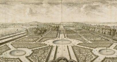Plan of Versailles
