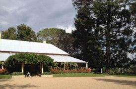 Historic Lanyon homestead