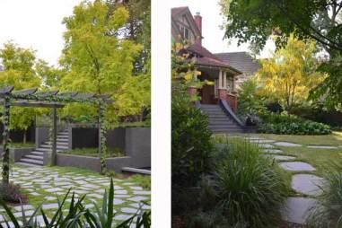 Myles Broad garden, Canterbury