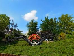 Gardens at Legoland, Denmark