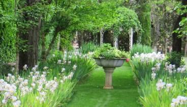 Private Garden of the Mencos Family, Guadalajara, Spain