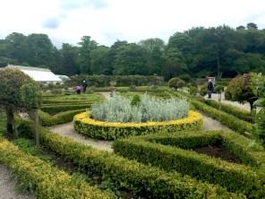 Gardens at Muckross House, Co Kerry, Ireland. Photo Ra Stewart