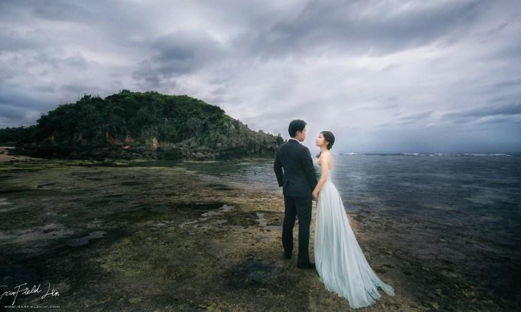 沖繩,Okinawa,Pre-Wedding,自助婚紗,海外婚紗,婚攝加飛