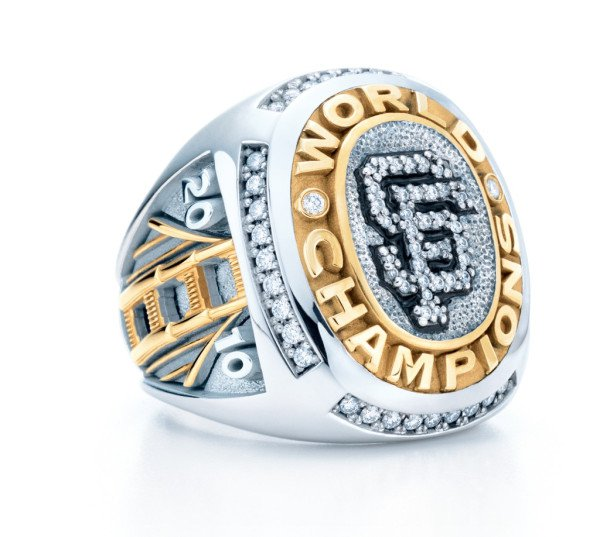 San Francisco Giants World Series Ring Raffle!