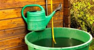 Garten-wasseranschluss