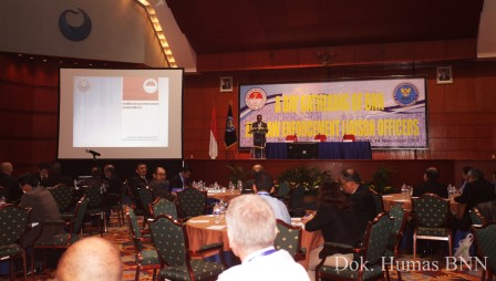 A Day Gathering of BNN and Law Enforcement Liaison Officers (LO)
