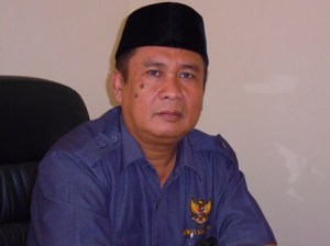 Ketua Baznas Kabupaten Garut Rd. Aas Kosasih, S.Ag., M.Si.