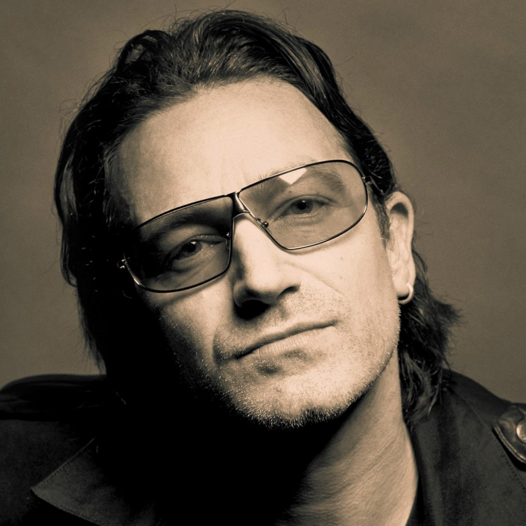 Bono Interview: Grace over Karma, by Michka Assayas