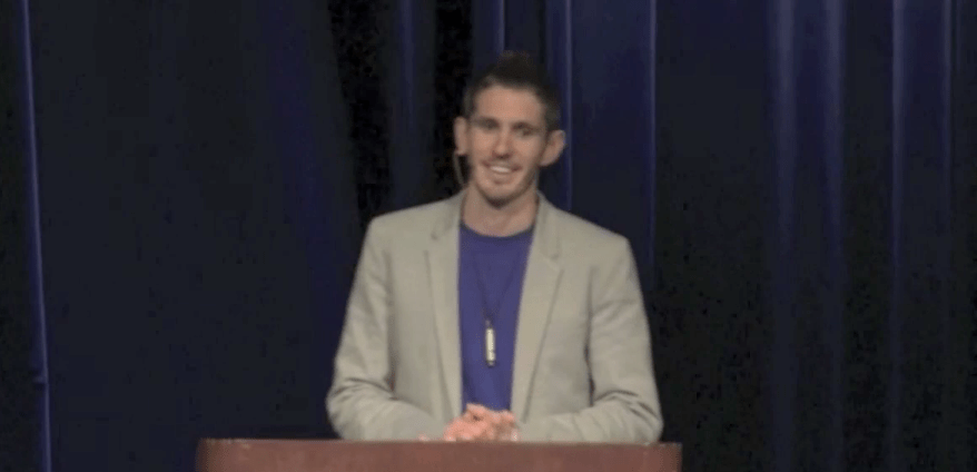 Friday Video: Joshua Medcalf @Pepperdine University - How Sports Psychology Can Change Anyone's Life