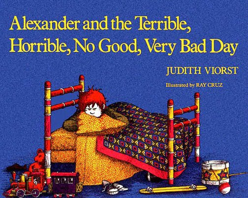 Fear, Shame, Hiding, and Blame: God and The Terrible, Horrible, No Good, Very Bad Day, by Sue Stratton