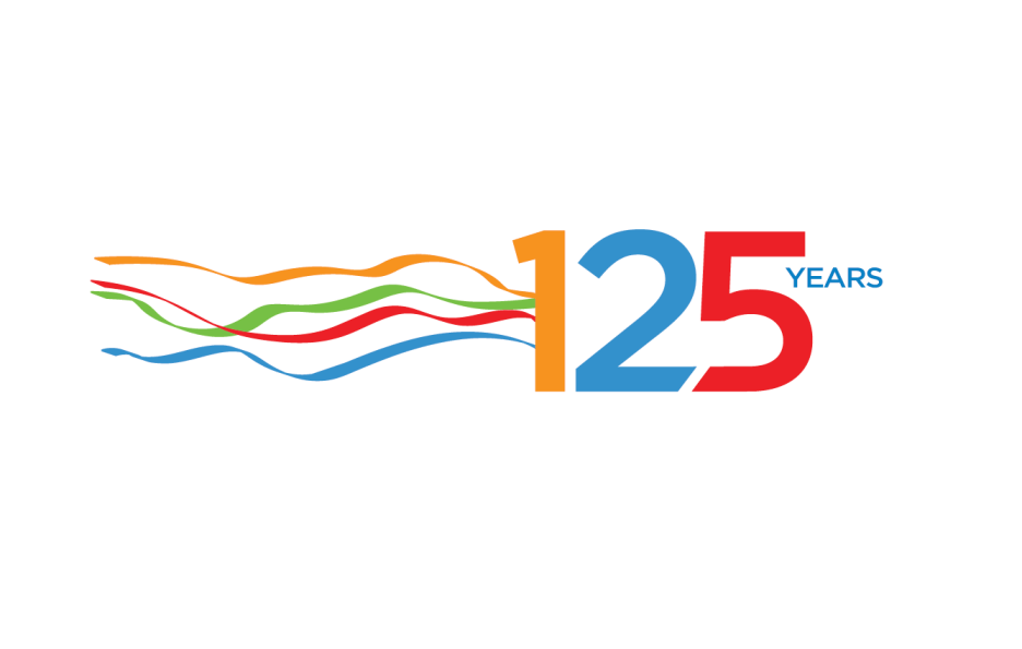 City of Vancouver's 125 Years Logo