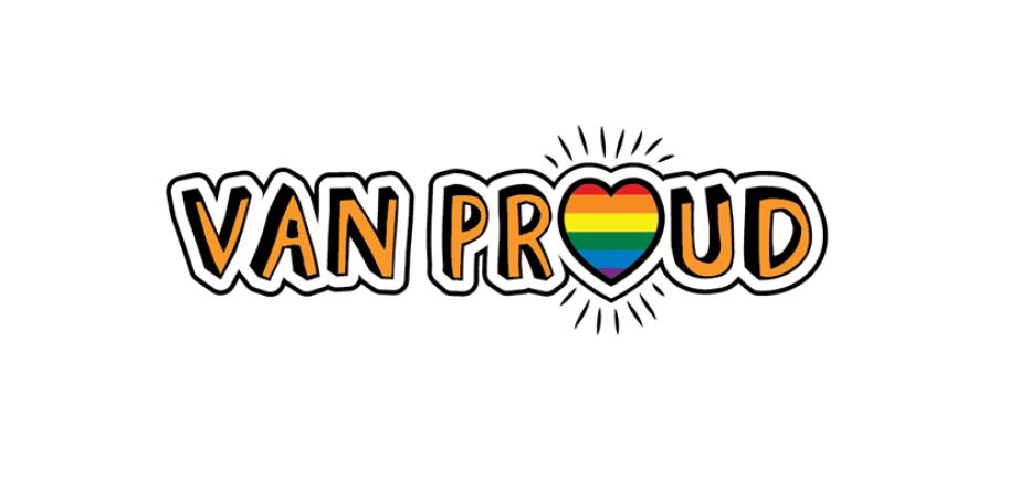 City of Vancouver   Van Proud Emblem