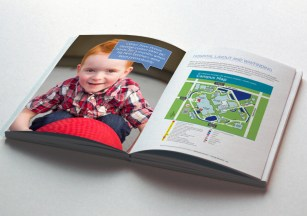 Ronald McDonald House BC | Guest Room Manual | BC Children's Wayfinding