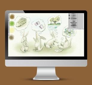 Illustration and Digital Paint