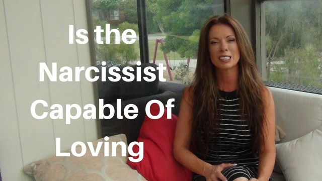 Can A Narcissist Be Loving?