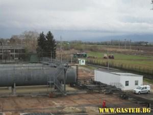 Warehouse for LPG