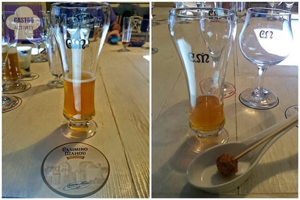 Cerveza Marcenado de Casimiro Mahou