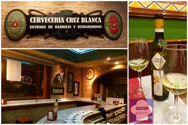 Restaurante La Cruz Blanca de Vallecas
