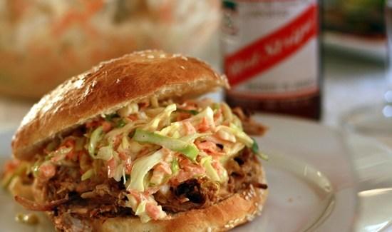 Pulled Pork Burger – den ultimative opskrift